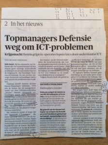NRC ICT problemen