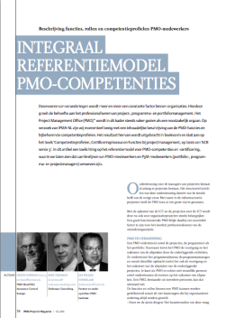 pmo competenties