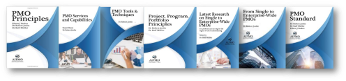 AIPMO book covers